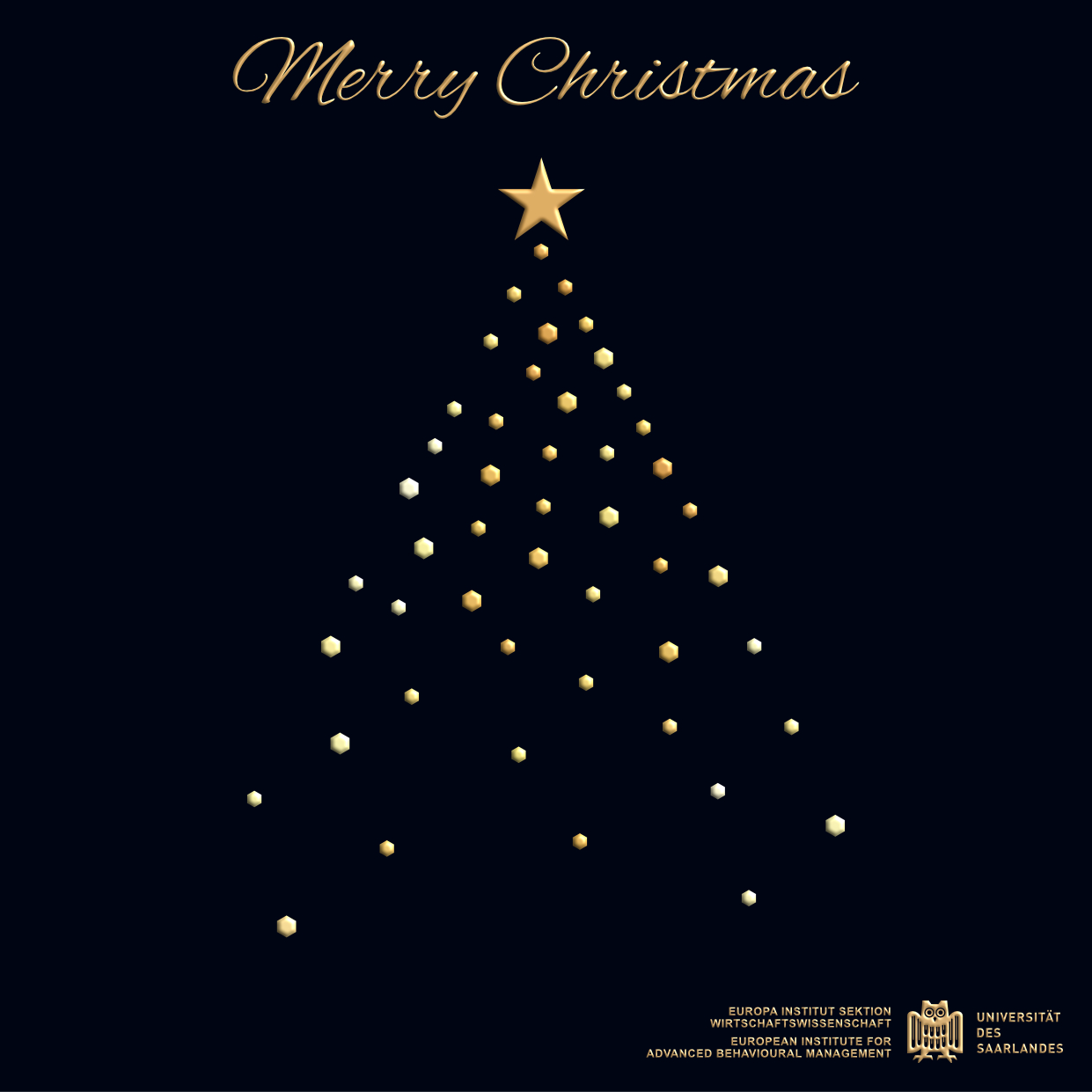 We wish you all a merry and peaceful Christmas and best wishes for a Happy New Year !