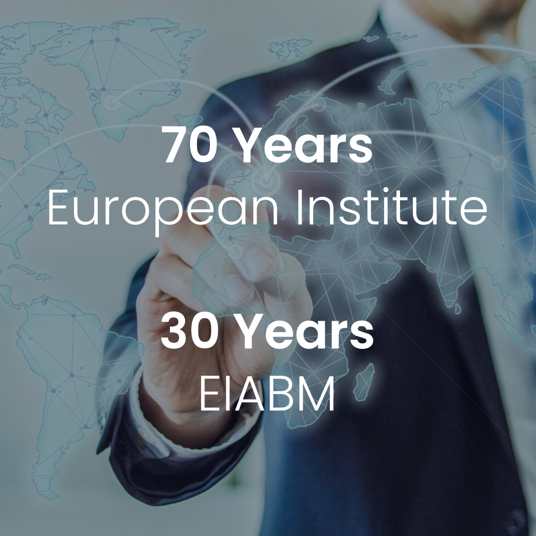 70 Years of the European Institute