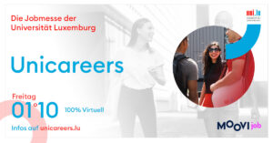 Read more about the article Unicareers – Internship & young graduates fair (online)
